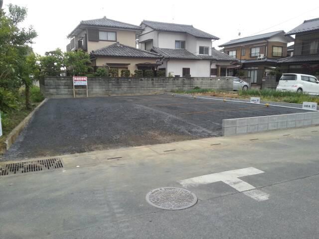 新堀駐車場