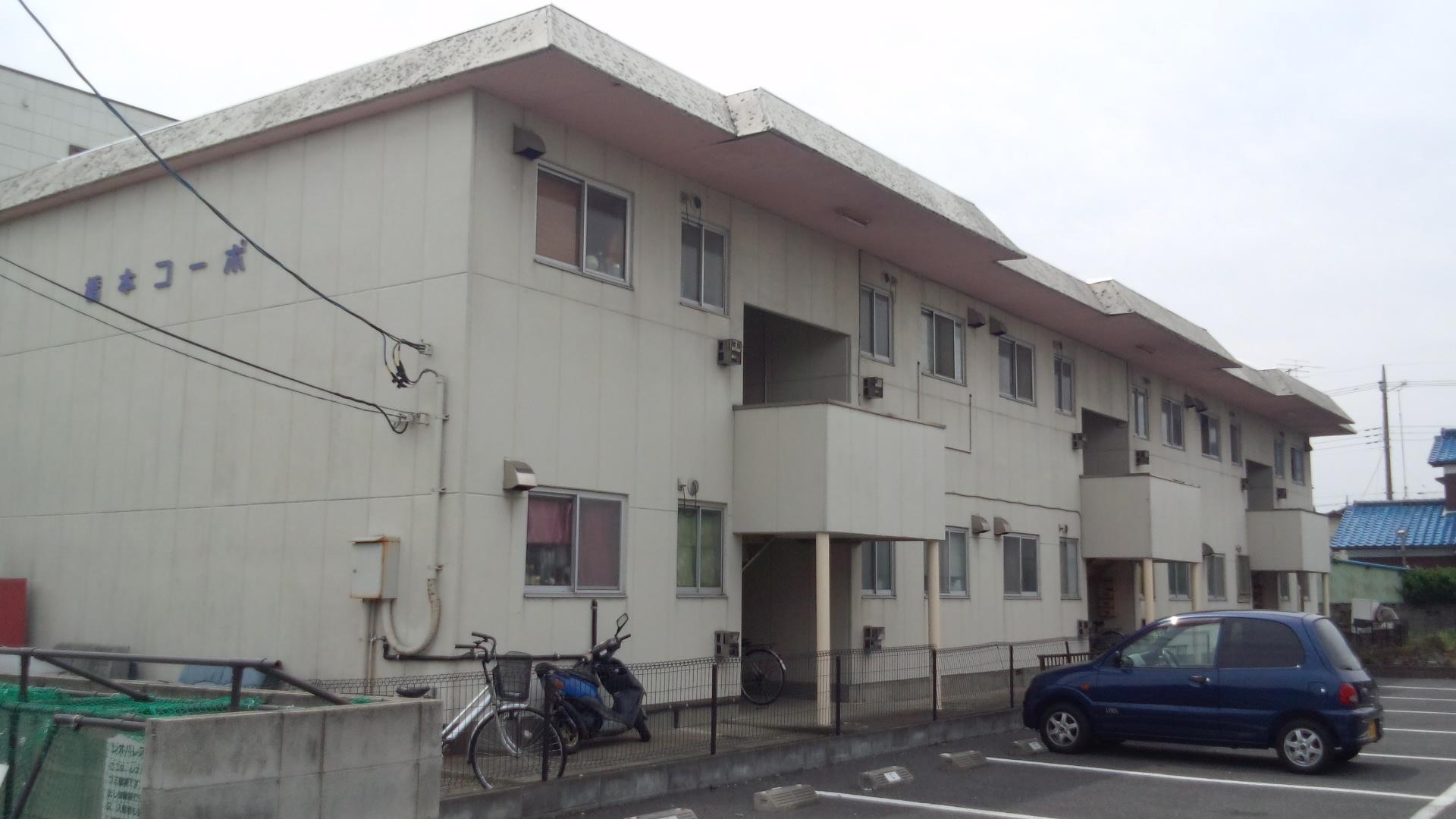 橋本コーポ206