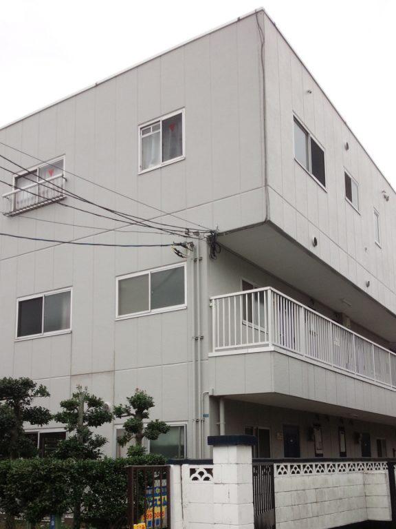 橋本マンション